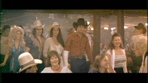 Bud and Sissy Urban Cowboy | Urban Cowboy - The Movie And Me