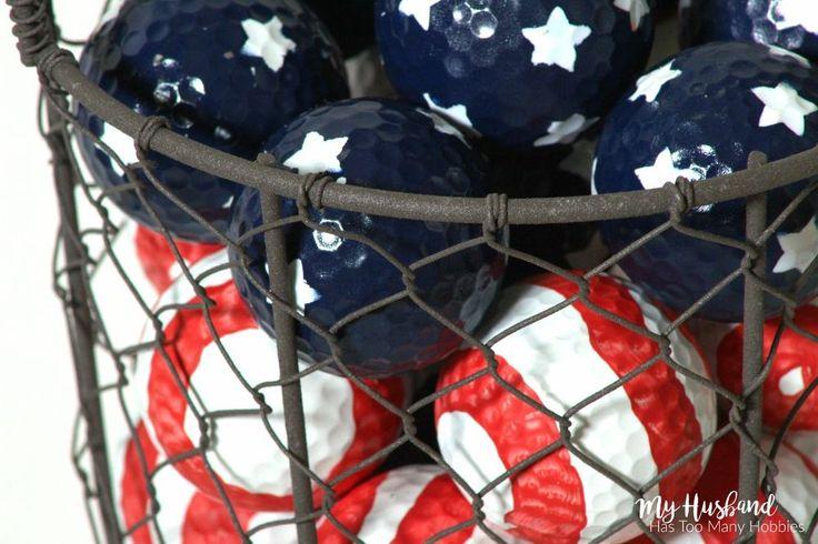 Quick, Easy & Inexpensive  Patriotic Holiday Decorating