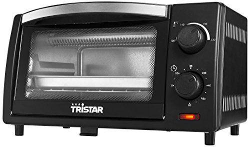 Tristar OV-1430 Four Compact 25 x 37 x 21,50 cm: Ce four compact, avec une capacité de 9 litres et une large fenêtre, est adaptée pour…