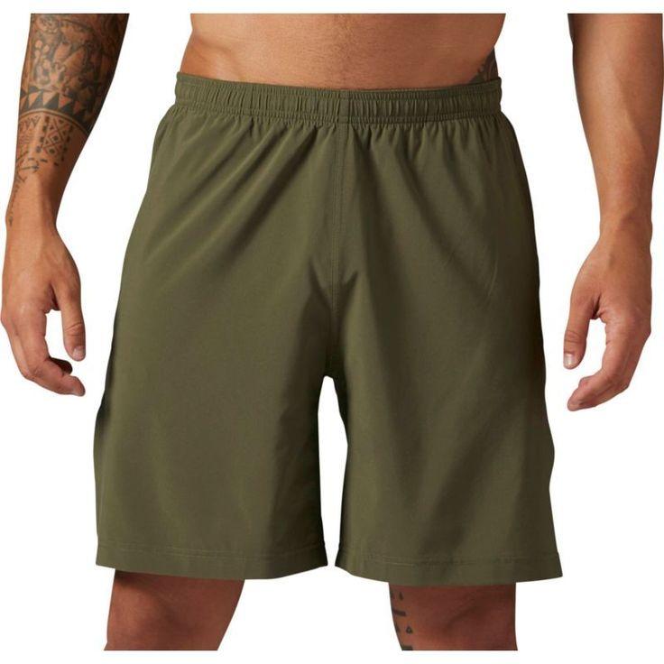 Reebok Men's CrossFit Austin 2 Shorts, Size: