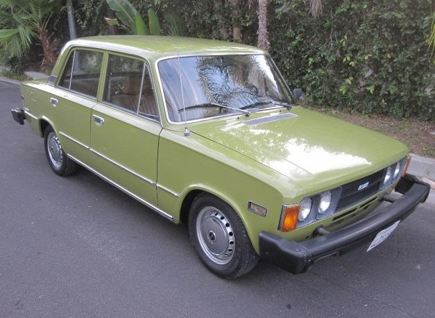This is an exact clone of my 1974 fiat 124 Special Twin Cam 1600. This little dear would do four-wheel drifts at walking speed, and the Lampretti engine begged for more revs. So I drove every errand as if it was a forest stage. It was finally saved from its misery by being rear-ended by a Saab, which sustained no damage whatsoever.