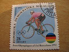 Timbre vélo Madagascar