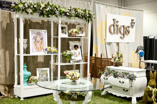 wedding ideas and inspiration show trade show inspiration layers of lovely vintage 28055