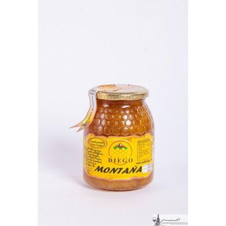 Miel Artena de Mil Flores Diego. Disponible en formatos de 500 gr, 1, 2, 3 y 4 Kg.   De la montaña a tu casa en 24 horas.