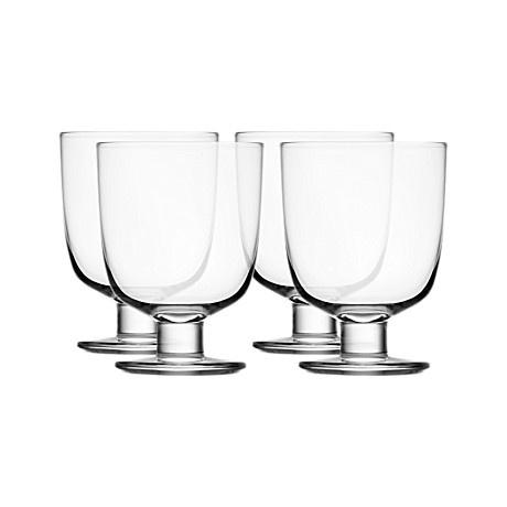 Lempi Glass 34 cl clear 4 pcs