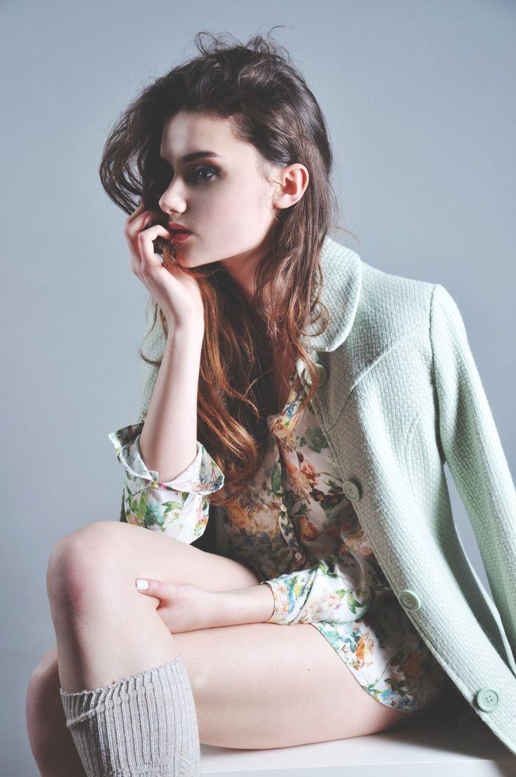 Stylist: Wioletta Kuprowska  Model: Małgorzata Podolak  Photographer: Amanda Nycz  MUA: Magdalena Greinert