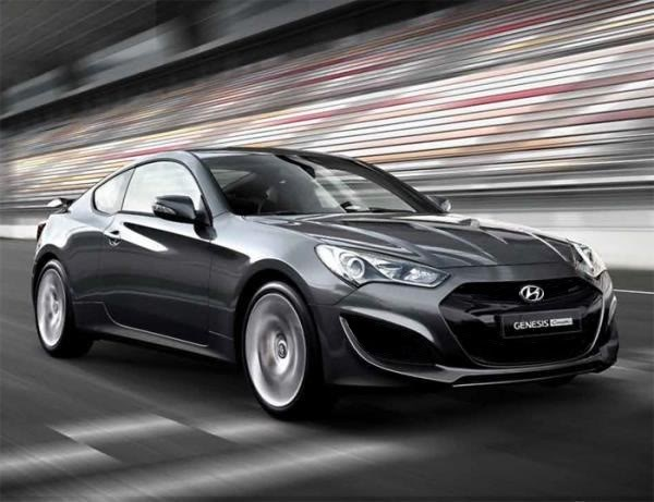 Hyundai Genesis Coupe (2013) That's right. This is my new car :)