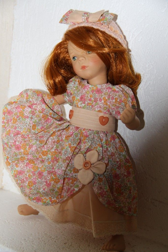 couture crochet minouche - corolle - paola reina