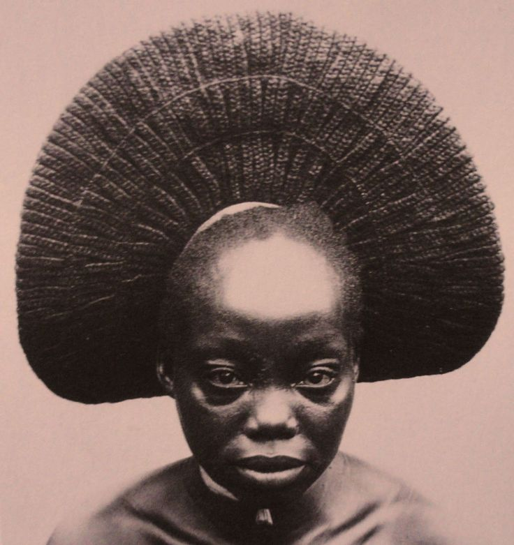 Comb, Curl and Coiffer: African Hairstyles | Madam Meow / Holly Gaboriault