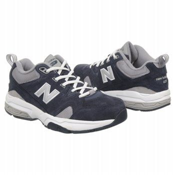 Athletics New Balance Mens 609 Navy/Grey FamousFootwear.com