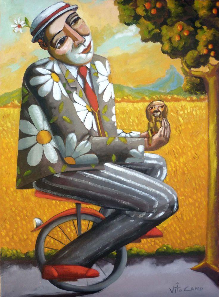 Artist - Vito Cano - Badajoz, Spain