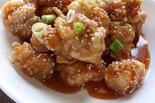 : Sesame Chicken, Orange Chicken, Kung Pao Chicken, Chicken Skewers ...