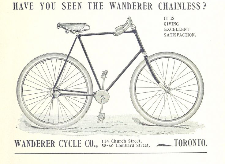 Image taken from page 19 of 'Wheel Outings in Canada and C. W. A. Guide. Published under the auspices of the Touring Section of the Canadian Wheelmen's Association. Edited by P. E. Doolittle'   da The British Library