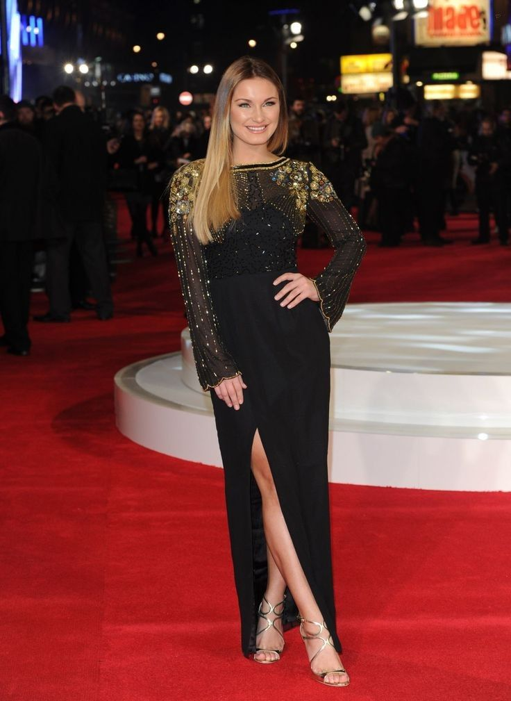 Sam Faiers.. Virgos Lounge gown, with Jimmy Choo heels..... - Celebrity Fashion Trends