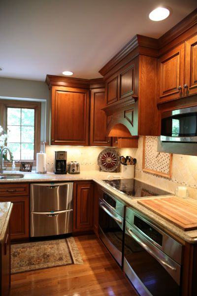 Brighten Up A Basement With No Windows Lansing Kitchen