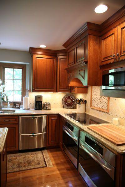 Brighten Up A Basement With No Windows Lansing Kitchen Cabinets Kitchen Remodel Lansing