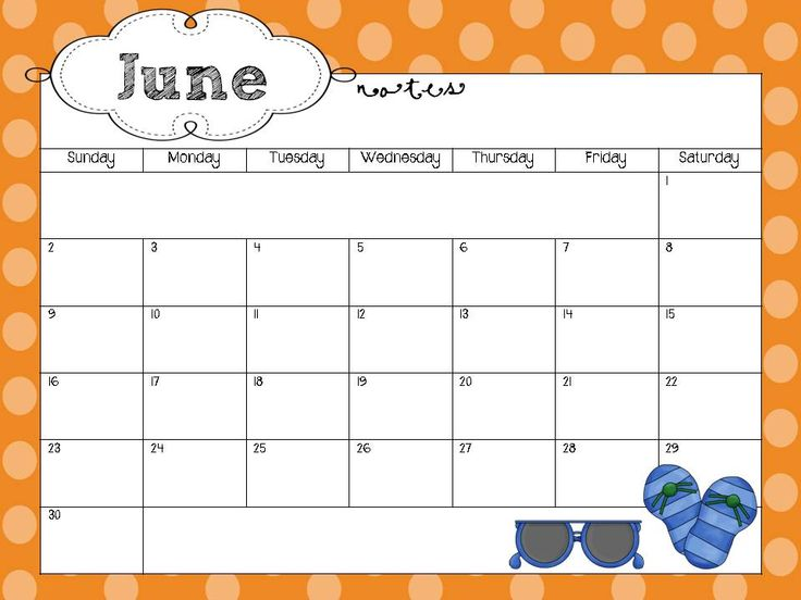 Month Calendar Ideas : Monthly calendar template microsoft word child fun