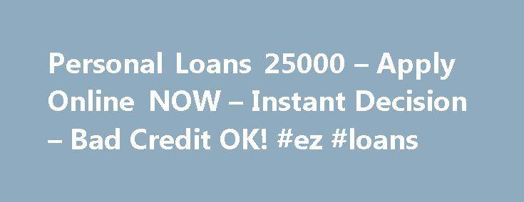 Online Loans Bad Credit Ok