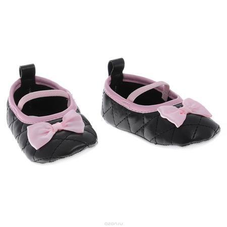 Luvable Friends Пинетки  — 670р. ------------------------------- Оригинальные детские пинетки для девочки Luvable Friends, стилизованные под классические балетные туфли Мэри Джей - это легкая и удобная обувь для малышей. Удобная эластичная резинка-перемычка, надежно фиксирующая пинетки на ножке малышки, мягкие, не сдавливающие ножку материалы делают модель практичной и популярной. Стопа оформлена прорезиненным рельефным рисунком, благодаря которому ребенок не будет скользить. Мягкие…