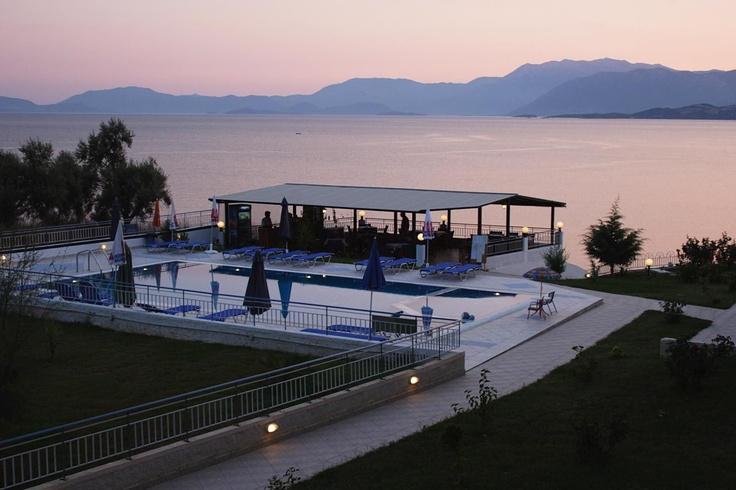 Cliff Bay Hotel, Paleros, Greece.
