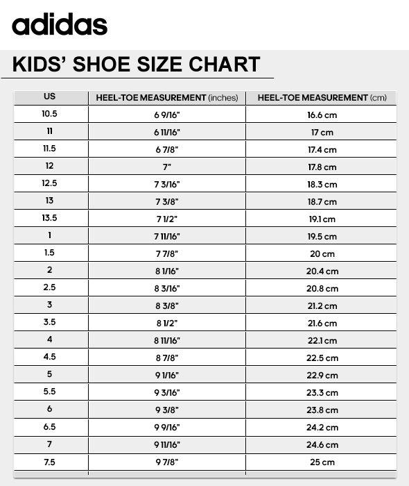 adidas cm size off 77% - www.usushimd.com