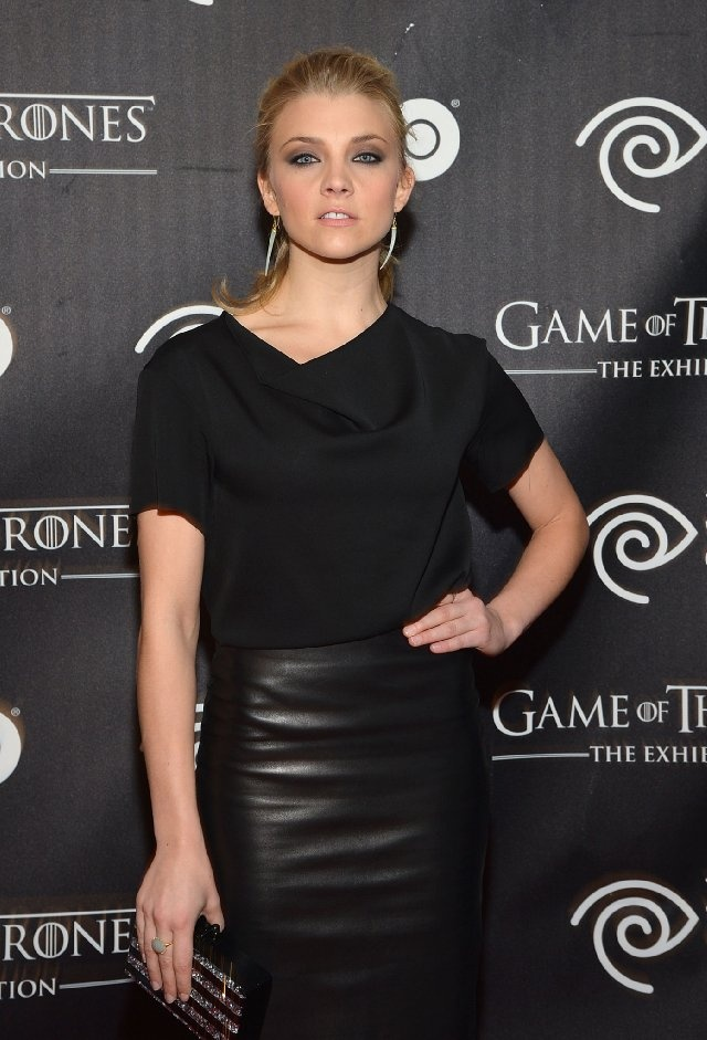 Natalie Dormer at event for Game of Thrones