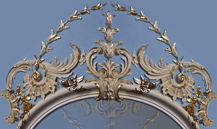 #лепнина #позолота #золочение #baroque #барокко