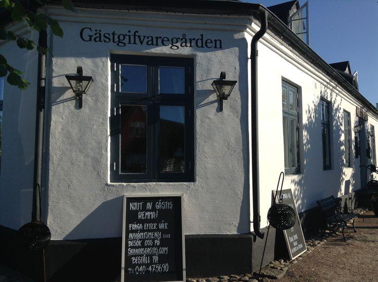 Gästgifvaregården, Skanör www.philsspaces.com