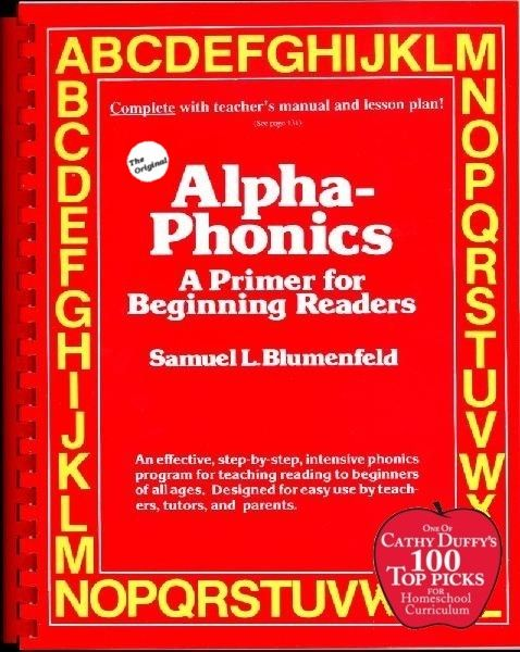 Alpha-Phonics complete reading program! Saw the Cathy Duffy recommendation and the videos and thought that if I had an young reader I 'd have liked to us this!  Has anyone tried this? http://www.alphaphonics.com/phonics.htm