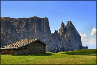 Paesaggio DoloMitico !!!