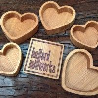 CNC Project: Heart Shaped Box made with Vectric's Aspire Software