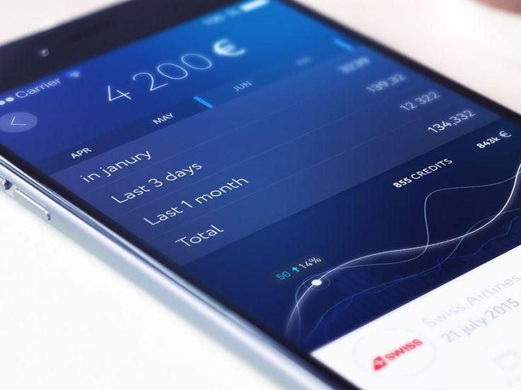 Bankging mobile app