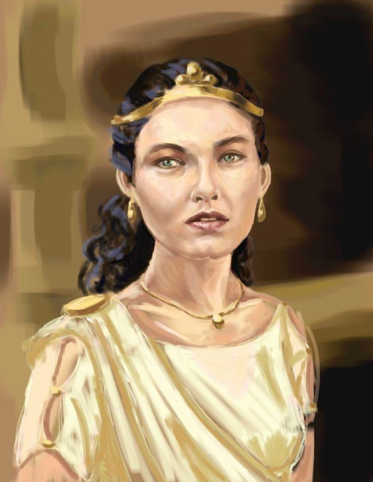 królewna etiopska Andromeda
