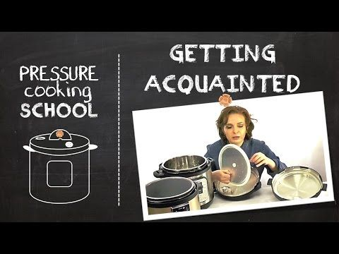 The Pressure Cooker Parts - Pressure Cooking School ~ hip pressure cooking:  information is thorough -  long but helps to see and understand how the pressure cooker works.