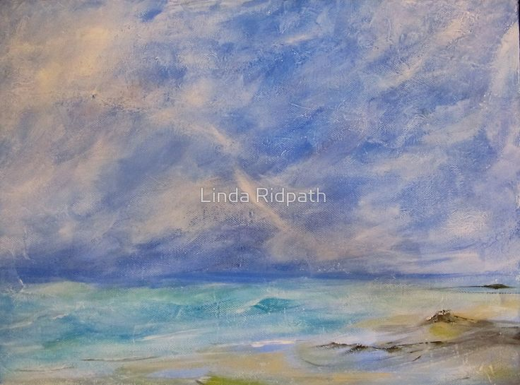 Remodernism - Sea moods by Linda Ridpath - Remodernism is inclusive rather than exclusive and welcomes artists who endeavour to know themselves and find themselves through art processes that strive to connect and include, rather than alienate and exclude.