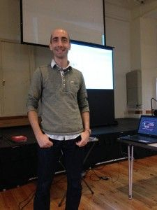 Andrew Buller University of the Third Age Guide to Self Publishing Talk
