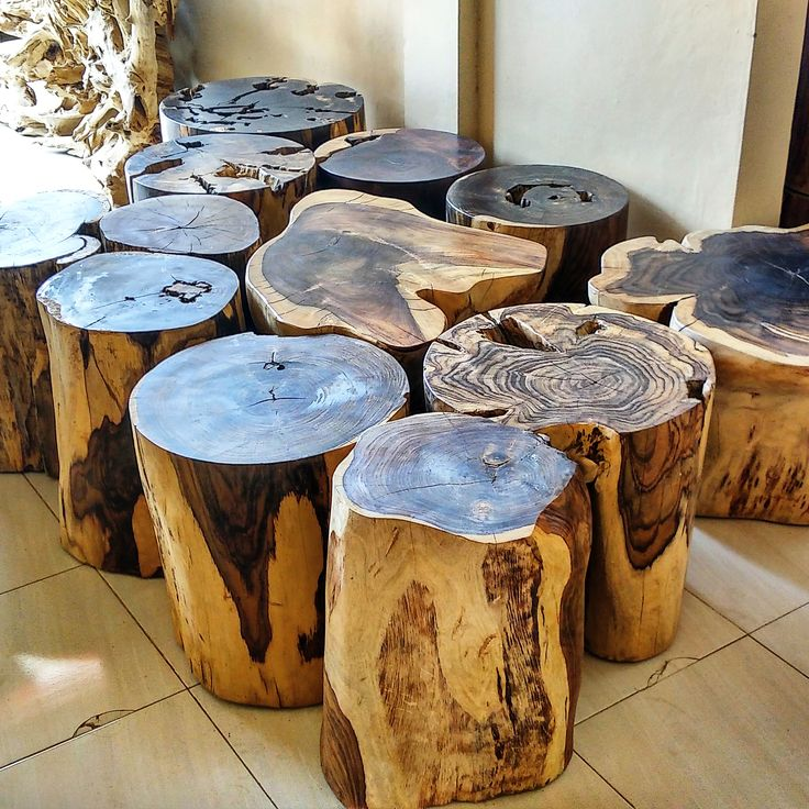 Galerie Fur Designer Mobel Baumstammen