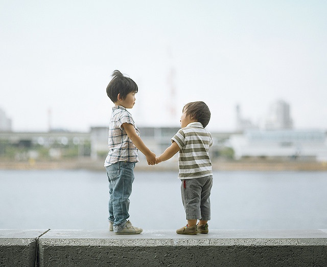 brother, brother by Hideaki Hamada