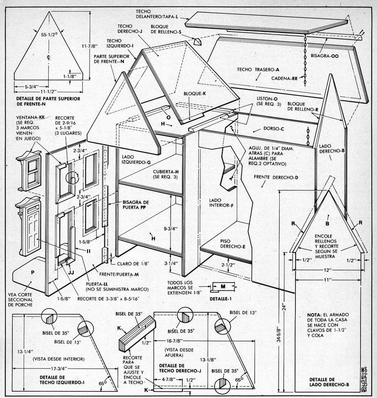 doll house plans doll houses exhibitions barbie doll thumbnail wood