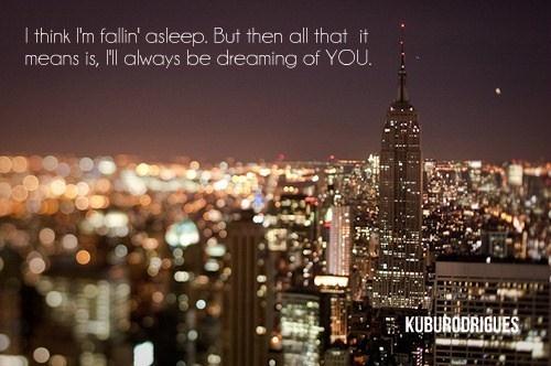 Blink 182, Feeling this. Dreaming. Sleep. city Lights
