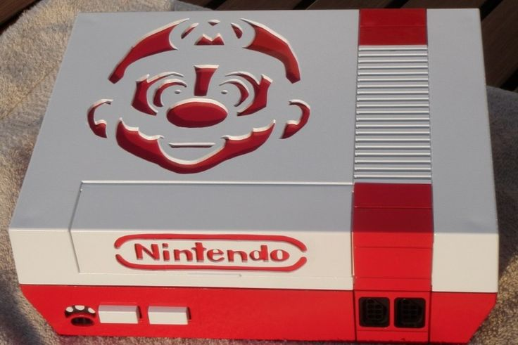 Mario NES Console Mod on Global Geek News.