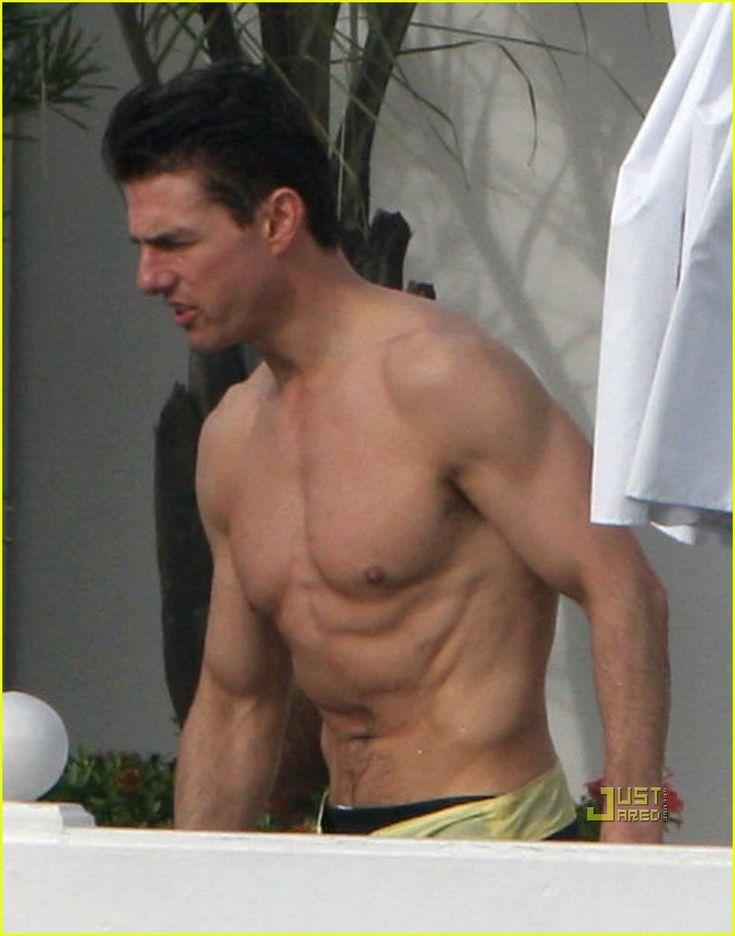 tom cruise ripplings abs 01 | Tom Cruise | Pinterest