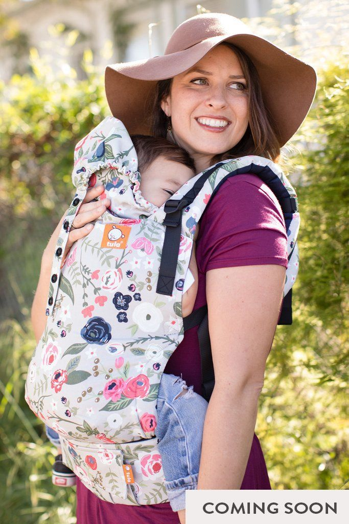 COMING SOON: Rosy Posy - Tula Free-to-Grow Baby Carrier