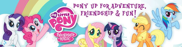 My Little Pony Friendship is Magic Online | Animated Shows for Girls | The Hub TV Network | Hubworld