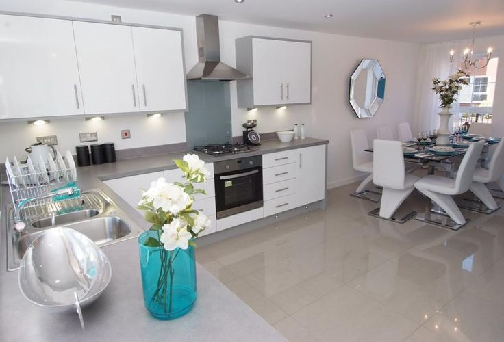 Kitchen Barratt Homes 23 Oct 13 Kitchen Ideas Pinterest Home New Homes And Kitchens