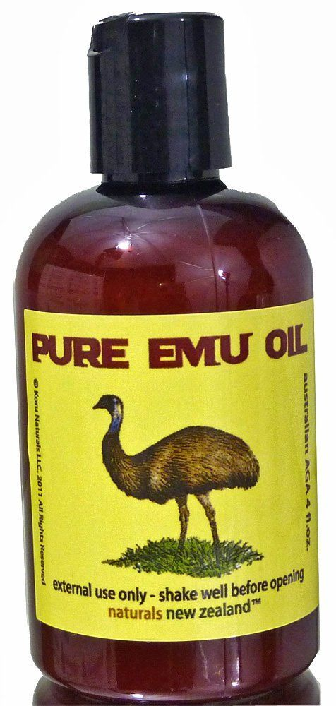 Fucking with emu oil