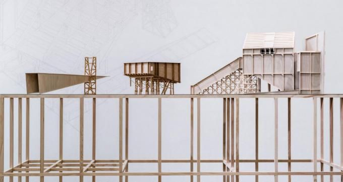 Orientations. Young Swiss Architects / Gruppe