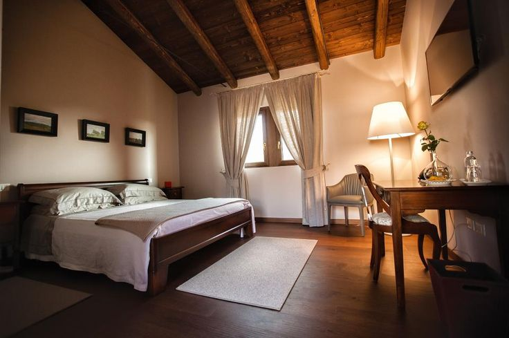 One of the rooms in Orsone