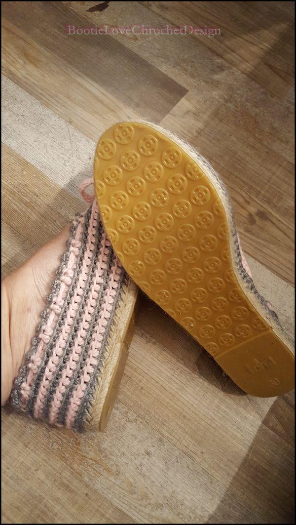 12 best schuhe images on Pinterest | Crochet boots, Beanies and ...