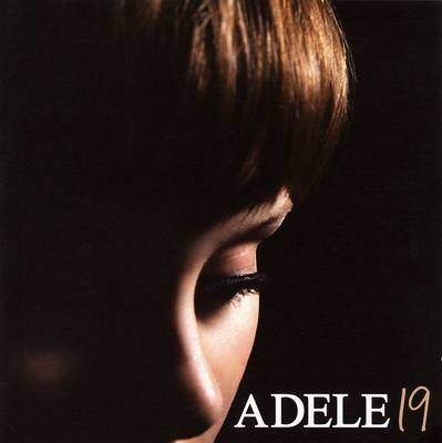 Adele - 19 (Deluxe Edition) CD Front cover